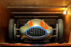 Mercedes Oldtimer Rennfahrzeug