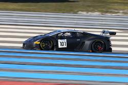 #101 Attempto Racing Lamborghini Huracan GT3