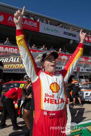 Race 1 polesitter Scott Pye, Team Penske Ford