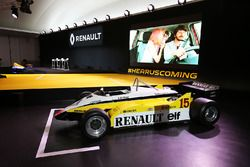 The 1982 Renault RE30B