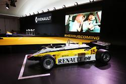De 1982 Renault RE30B