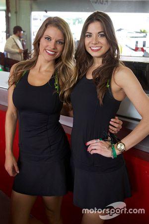 Lovely Patron girls
