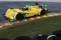 #85 JDC/Miller Motorsports ORECA FLM09: Chris Miller, Mikhail Goikhberg, Stephen Simpson, Kenton Koc