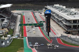 Start der WEC 2019/20 auf dem Circuit of The Americas in Austin