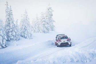 Kalle Rovanperä, Jonne Halttunen, Toyota Yaris WRC