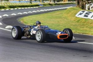 Graham Hill, BRM P83