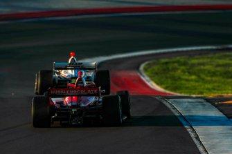 Marcus Ericsson, Chip Ganassi Racing Honda, Scott McLaughlin, Team Penske Chevrolet
