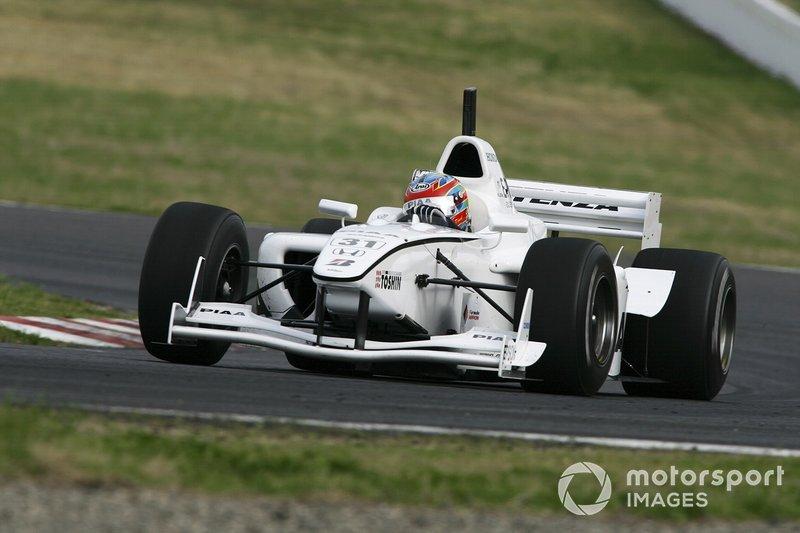 Loic Duval, Nakajima Racing (2006)