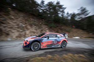 Ott Tänak, Martin Järveoja, Hyundai Motorsport