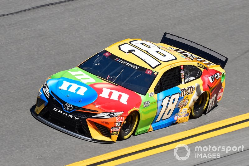 9. Kyle Busch (Gibbs-Toyota): 21 Punkte im Minus