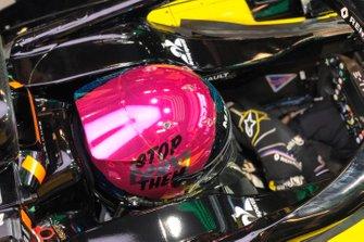 Daniel Ricciardo, Renault F1 Team kaskı