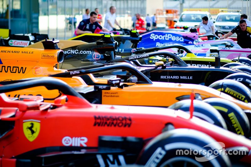 سيارات الفورمولا 1