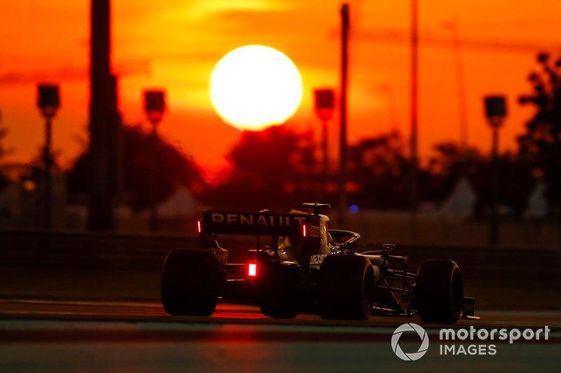 12º: Nico Hulkenberg, Renault F1 Team R.S. 19