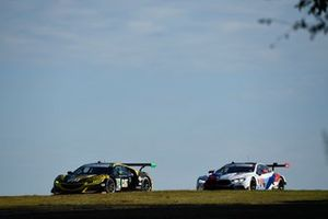 #57 Heinricher Racing w/Meyer Shank Racing Acura NSX GT3, GTD: Katherine Legge, Christina Nielsen, Bia Figueiredo ,#25 BMW Team RLL BMW M8 GTE, GTLM: Tom Blomqvist, Connor De Phillippi, Colton Herta