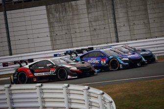 Narain Karthikeyan, Nakajima Racing Honda NSX-GT, Koudai Tsukakoshi, Real Racing Honda NX-GT