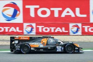 26 G-Drive Racing by Algarve, Roman Rusinov, James French, Leonard Hoogenboom, Aurus 01