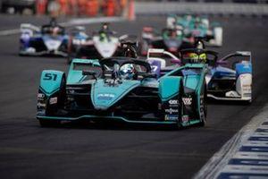 James Calado, Jaguar Racing, Jaguar I-Type 4 Alexander Sims, BMW I Andretti Motorsports, BMW iFE.20