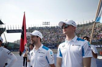 Alexander Sims, BMW I Andretti Motorsports, Maximilian Günther, BMW I Andretti Motorsports