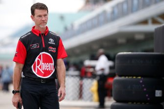 Jason Ratcliff, Joe Gibbs Racing, Toyota Supra Rheem-Watts