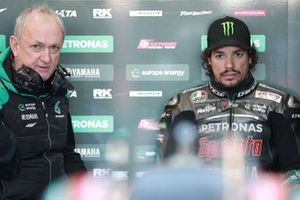 Franco Morbidelli, Petronas Yamaha SRT, Ramon Forcada, Petronas Yamaha SRT