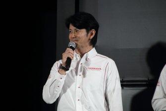 中野信治監督(Shinji Nakano / TEAM MUGEN)