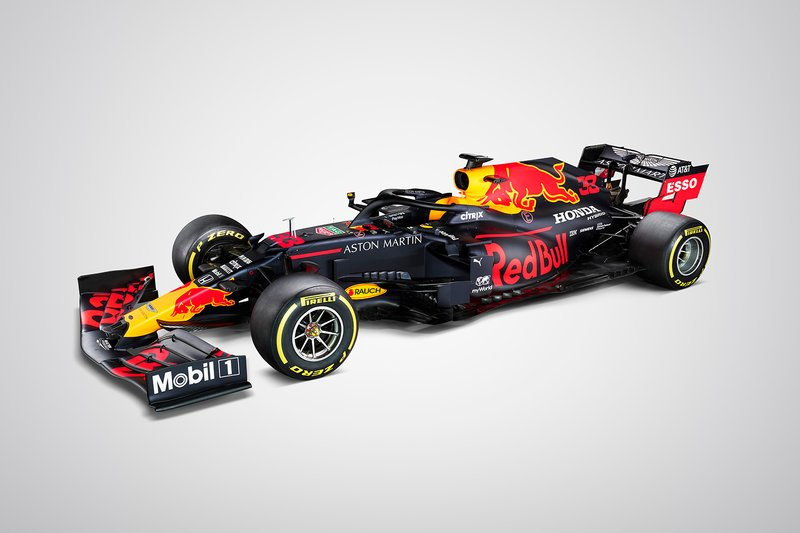 2020 : Red Bull RB16, motor Honda