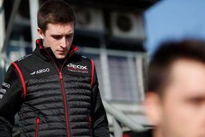 Joel Eriksson, Rookie Test Driver per GEOX Dragon