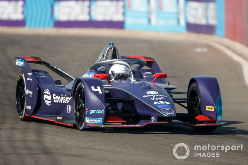 Элис Пауэлл, Envision Virgin Racing, Audi e-tron FE06