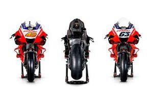 Les motos de Jack Miller, Pramac Racing, Francesco Bagnaia, Pramac Racing
