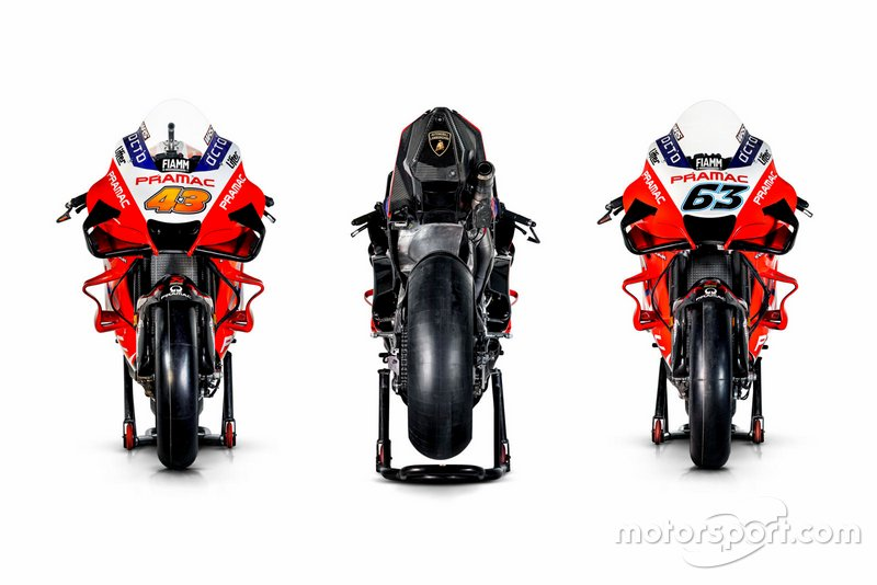 Pramac-Ducati Desmosedici GP20