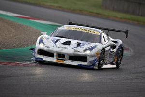 #111 Ferrari 488 Challenge, Lueg Sportivo: Holger Hamsen