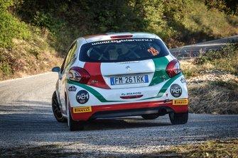 Patrizia Perosino, Veronica Verzoletto, Peugeot 208 GTi, WRT