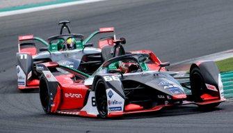 Daniel Abt, Audi Sport ABT Schaeffler, Audi e-tron FE06, Lucas Di Grassi, Audi Sport ABT Schaeffler, Audi e-tron FE06