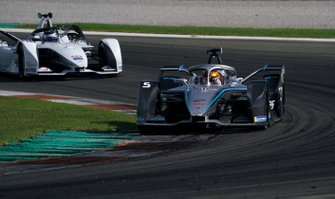 Stoffel Vandoorne, Mercedes Benz EQ Formula, EQ Silver Arrow 01 Edoardo Mortara, Venturi, EQ Silver Arrow 01