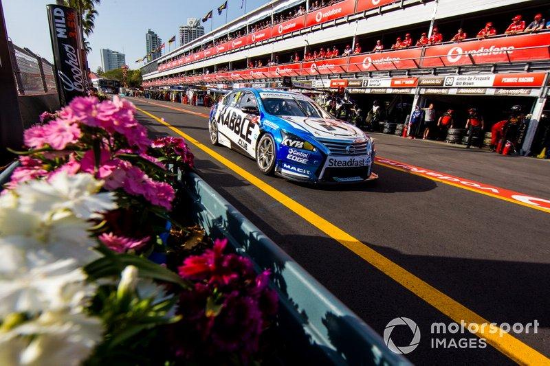 Garry Jacobsen, Kelly Racing Nissan