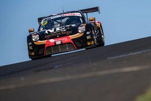 #12 NED Racing Team Porsche GT3 R: David Calvert-Jones, Romain Dumas, Jaxon Evans