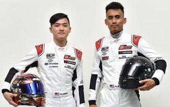 Mitchell Cheah, Hafizh Syahrin, Hyundai i30 N TCR, Team EngstlerHafizh Syahrin, Hyundai i30 N TCR, Team Engstler