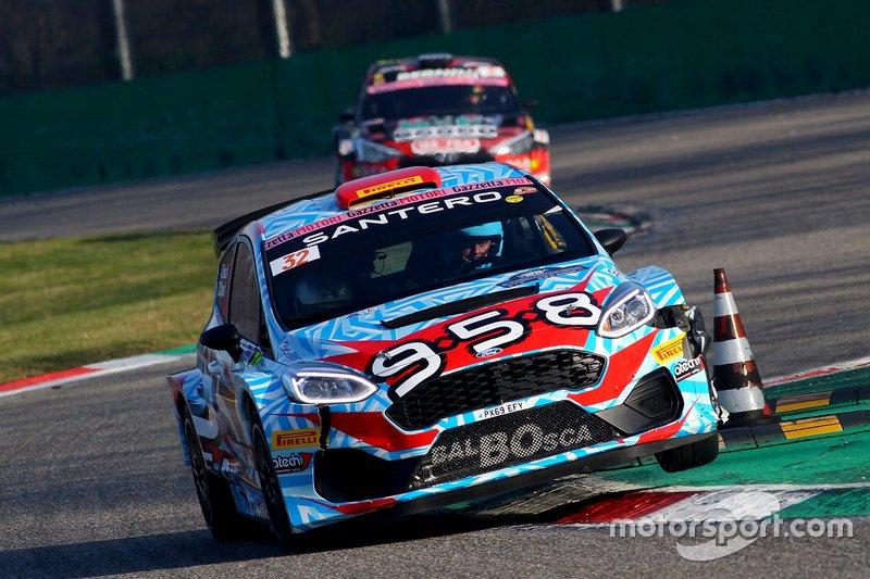 Bosca Alessandro, Chiesa Damiano, Ford Fiesta MK2, Monza Rally Show