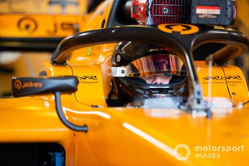 Guilherme Samaia, Campos Racing