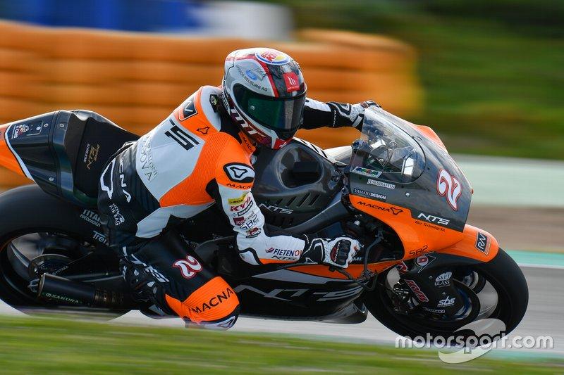 Jesko Raffin, NTS RW Racing GP