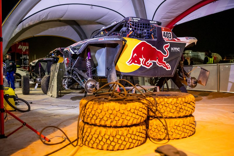 #403 Red Bull Off-Road Team USA OT3