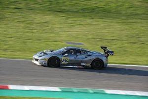 #236 Ferrari 488 Challenge, Ferrari of Continental AutoSport: Neil Gehani