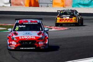 Tom Coronel, Comtoyou DHL Team CUPRA Racing CUPRA TCR spins