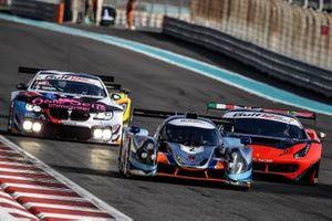 #2 United Autosports Ligier JSP3: Jim McGuire, Richard Meins, Shaun Lynn