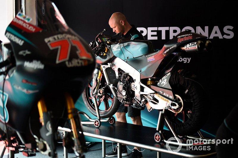 Sepang Racing Garage