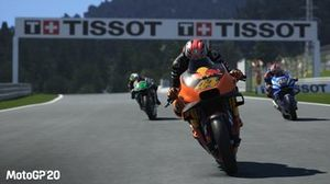 Screenshot van MotoGP20