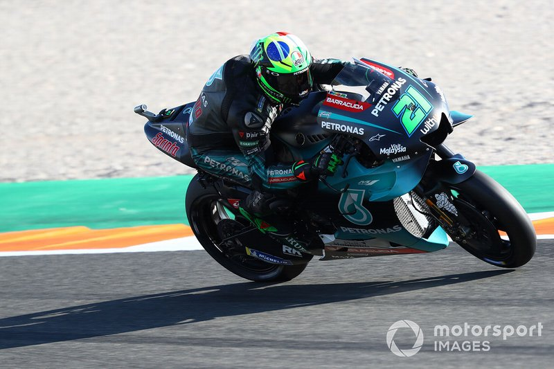 17 - Franco Morbidelli, Petronas Yamaha SRT