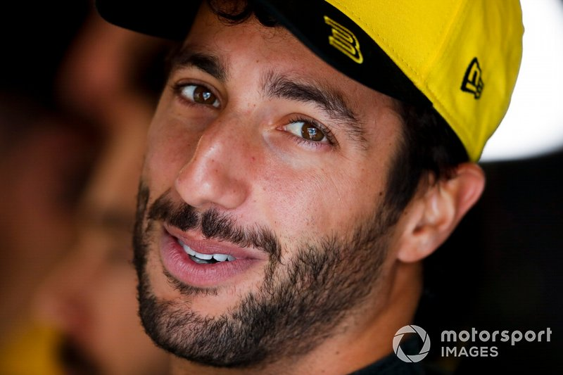 15. Daniel Ricciardo, Formula 1