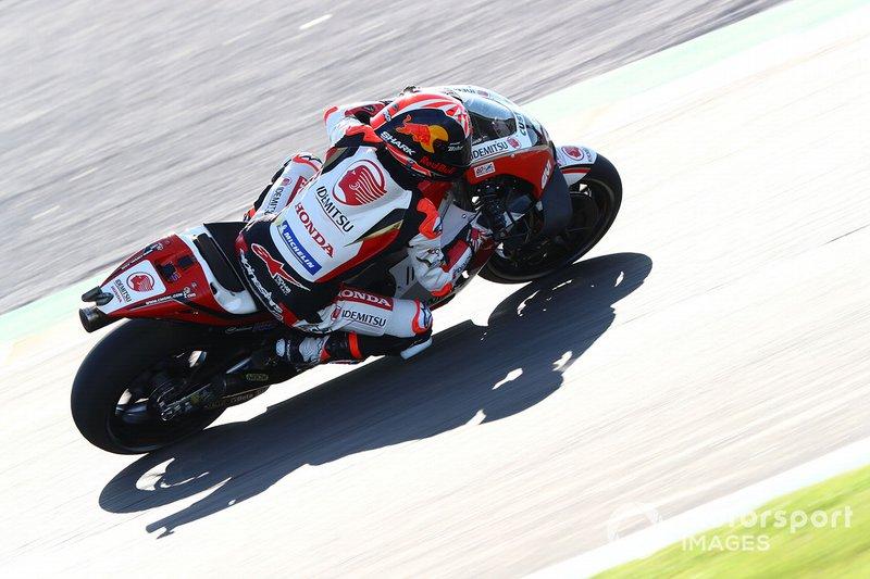 19 - Johann Zarco, Team LCR Honda