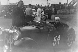 Dorothy Stanley-Turner, Joan Riddell, Capt. George E. T. Eyston